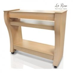 La Rose Nail Dryer Table 55""