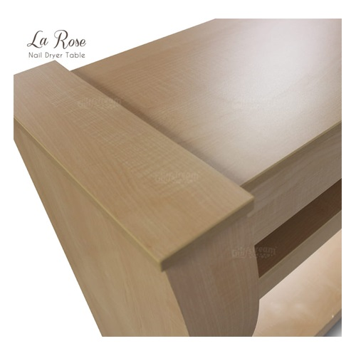 "La Rose Nail Dryer Table 67.5"""