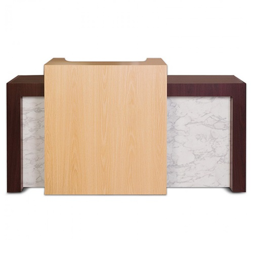 Marble Reception Counter