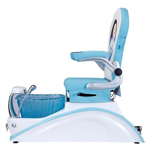Mini Blue Kid Spa Chair