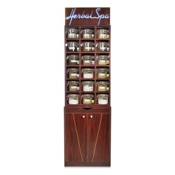 Mini Herbal Display Cabinet - 1