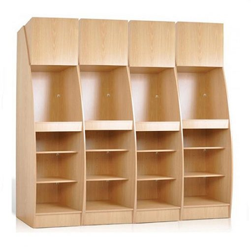 Modern Retail Display Cabinet