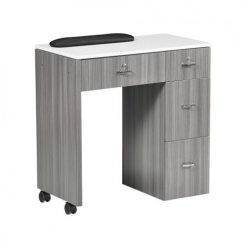 NM904 Space Saving Manicure Table