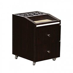 Nadia Pedicure Cart Marble