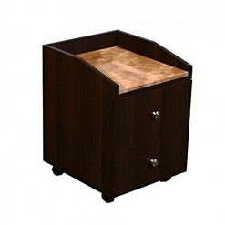 Nina Pedicure Cart Marble
