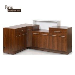 Paris L Shaped Reception Desk-9a