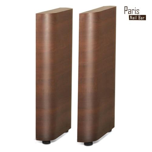 Paris Nail Bar 2 Straights And 1 Corner Combo 6