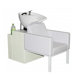 Piazza Shampoo Chair Station-1