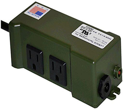 Spa Tub Power Box