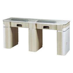 Topas Double Nail Table - 69 - 1a