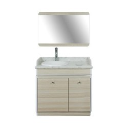 Topas Single Sink With Faucet - 35 - 1a