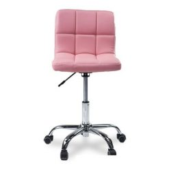 Toto Technician Stool Pink Front