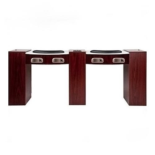 Ultimate Exhaust Double Manicure Table