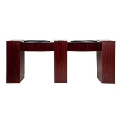 Ultimate Exhaust Double Manicure Table 020