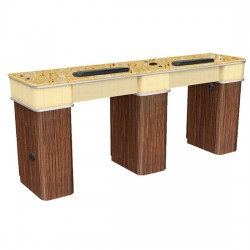 Verona II Nail Table Double