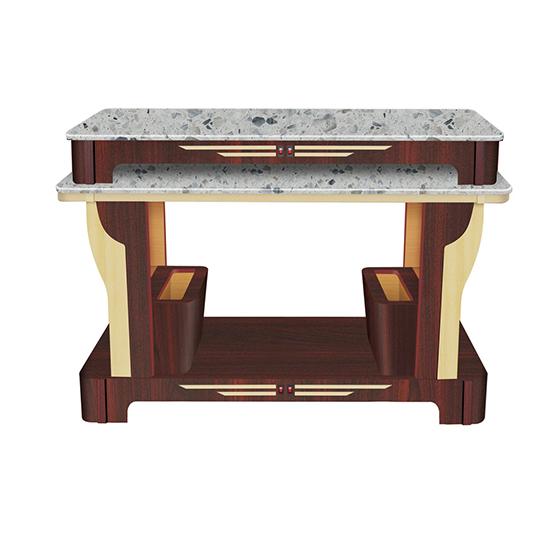 Verona Nail Dryer Table - High Quality Pedicure Spa, Manicure Salon ...
