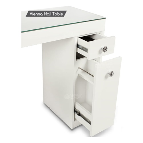 Vienna Single Nail Table