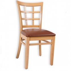 W-7 Wooden Chair