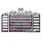 wrought-iron-nail-polish-rack