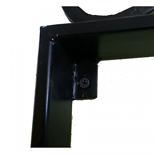 Wrought Iron Nail Polish Rack