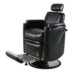 Barrel Barber Chair 07