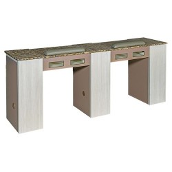 Calla Double Nail Table - 70 - 1