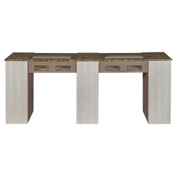 Calla Double Nail Table - 70 - 3