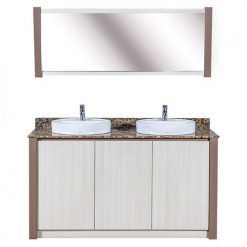 Calla Double Sink Faucets 60″