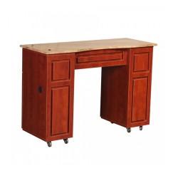 Canterbury Manicure Table Classic Cherry B 222