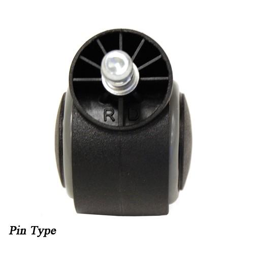 Caster Wheel Euro Stool Pin Type