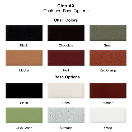 Cleo AX Pedicure Chair