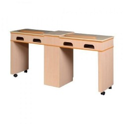 Double Nail Table 60'' 030