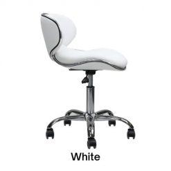 Euro Technician Stool White