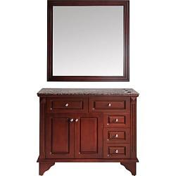 hardwood-granite-mirror-station