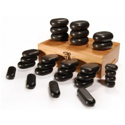 Hot Stone Massage 28 PCS 1