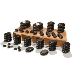 Hot Stone Massage 54 PCS 1