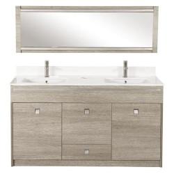 Moon Double Sink - 2