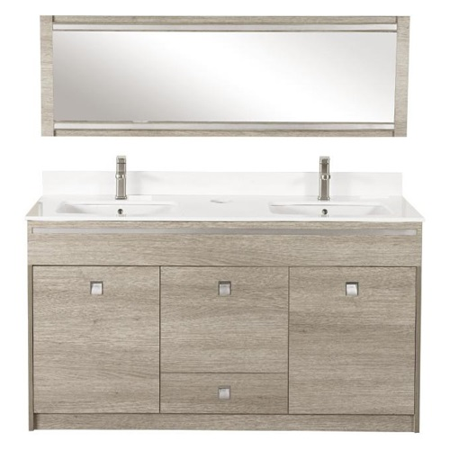 Moon Double Sink