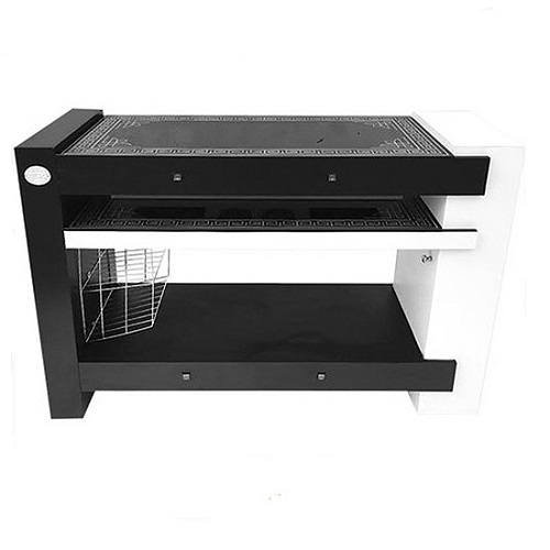 ND T15 BK Nail Dryer Table