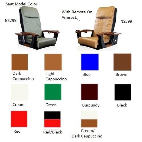 NS338 Pedicure Chair
