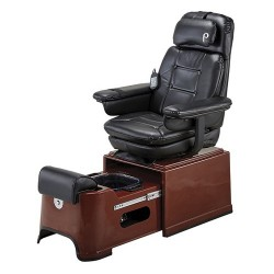 PS92 Fiberglass Footsie Spa Pedicure Chair-532