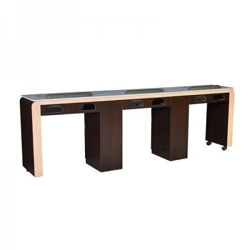 QT Triple Nail Table 94″