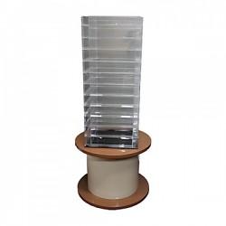 rotary-polish-rack-fiberglass-stand