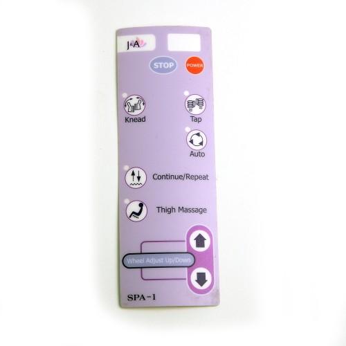 Sticker Massage Remote