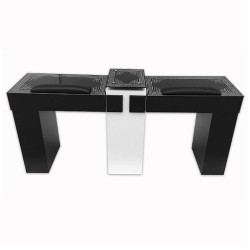 T15P BK Duoble Nail Table