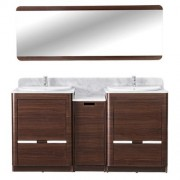 Venus Double Sink With Faucet - 1