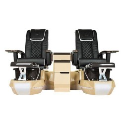 Wow Spa Double Pedicure Chair-1a