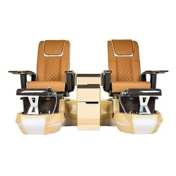 Wow Spa Double Pedicure Chair-3a