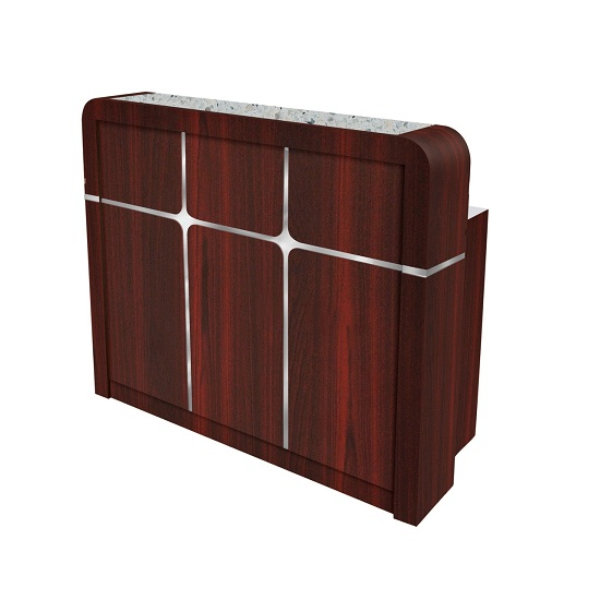 AVON I square reception desk