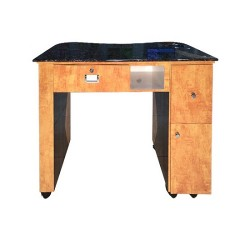 Custom Made Nail Table T 101 (Chestnut Cherry) - 2